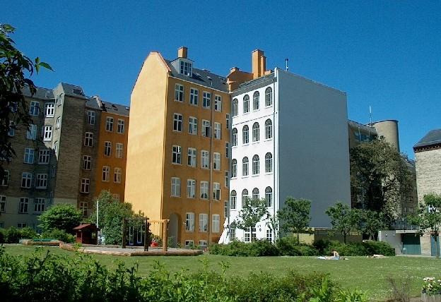 Blegdamsvej 114 - 116 A gård